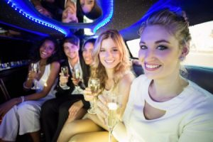 bachelorette party limo glendale arizona