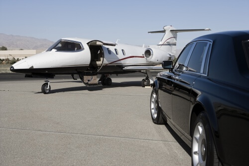 glendale airport limo service