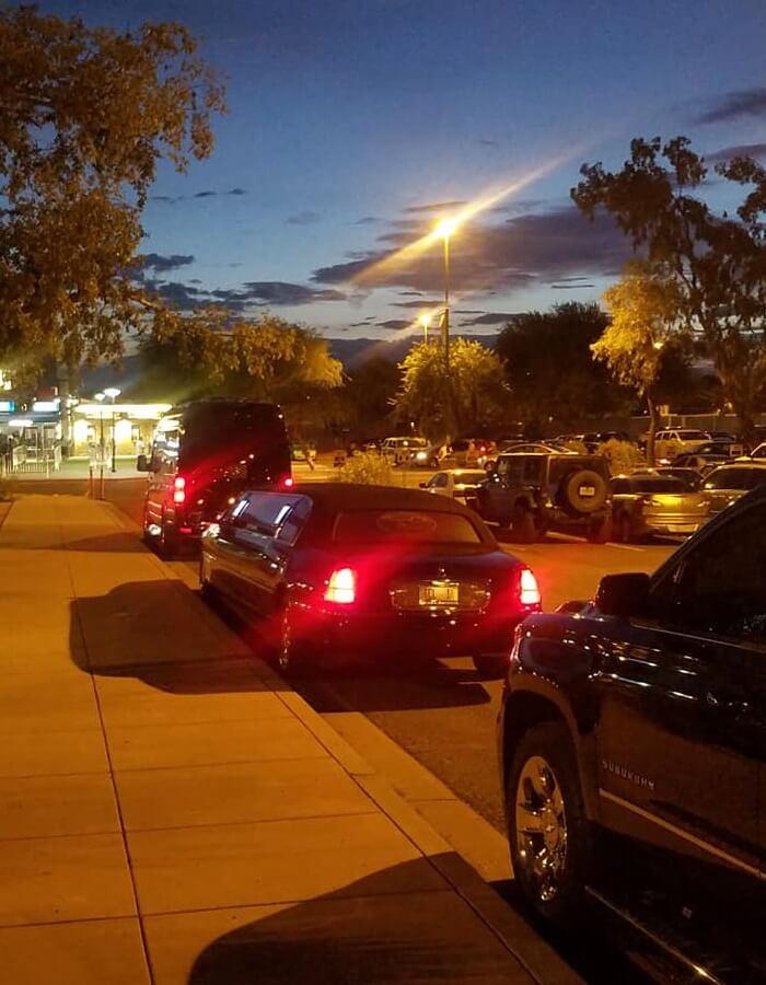 Avondale limo service