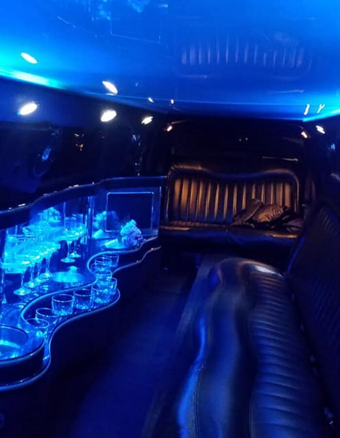 peoria limo services